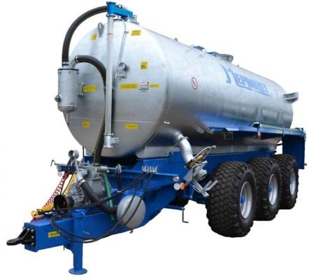 Cisterna PN 200 tridem (20 000 lt.)