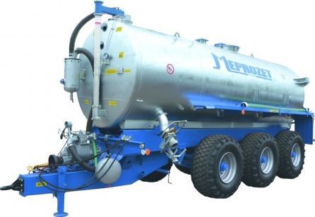 Cisterna PN 180 tridem (18 000 lt.)