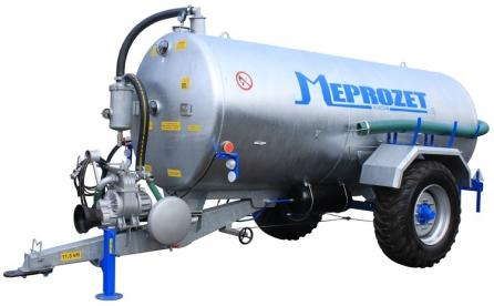 Cisterna PN 60(6000 lt. ekonomik)