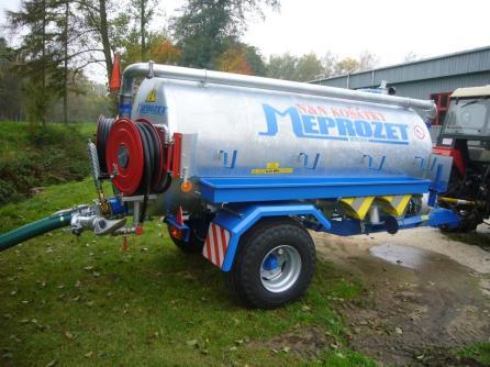 Cisterna PN 40 (kropení a zalévání)