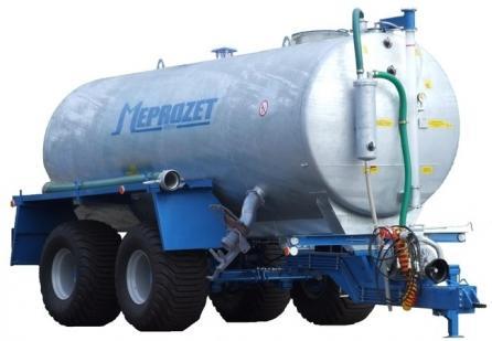 Cisterna PN 200 tandem (20 000 lt. ekonomik)