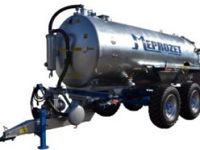 9.000 litrů TANDEM