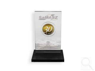 Ocenění naší firmy při výročí 30 let firmy SaMASZ