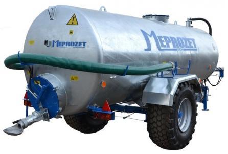 Cisterna PN 100 (10 000 lt. ekonomik)