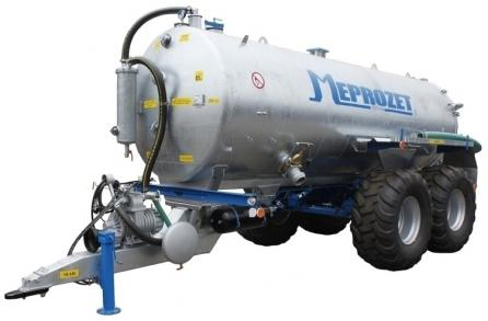 Cisterna PN 100 tandem (10 000 lt. standard)