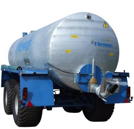 Cisterna PN 180 tandem (18 000 lt. ekonomik)