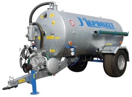 Cisterna PN 40(4300 lt.)