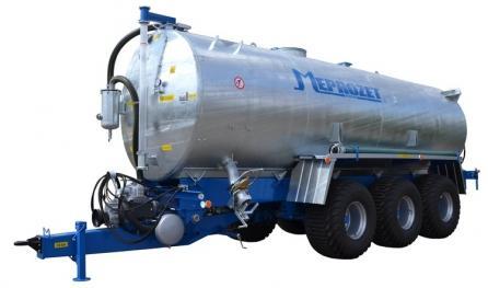 Cisterna PN 300 tridem (30 000 lt.)