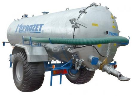 Cisterna PN 100 (10 000 lt. standard)