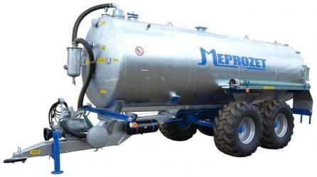 Cisterna PN 160 tandem (16 000 lt.)
