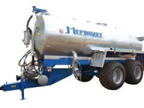 18.000 litrů TANDEM STANDARD