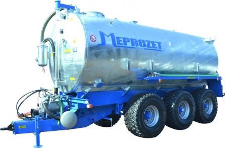 Cisterna PN 240 tridem (24 000 lt.)