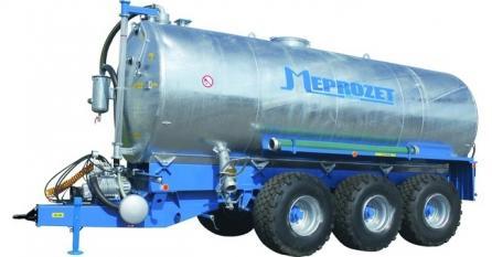 Cisterna PN 260 tridem (26 000 lt.)