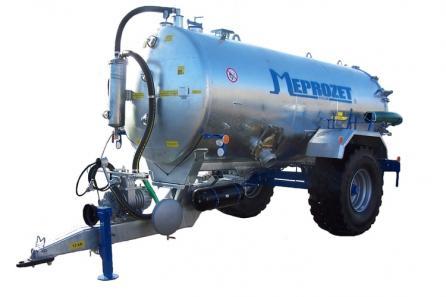 Cisterna PN 80 (8000 lt. standard)