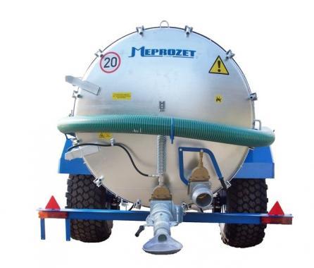 Cisterna PN 90 (9000 lt. standard)