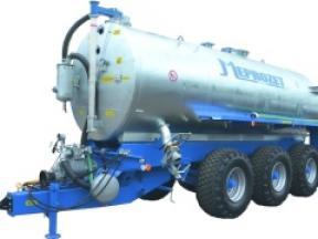 18.000 litrů TRIDEM